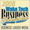 2008 Wake Tech Business Champion