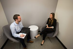 why work with a recruiting firm