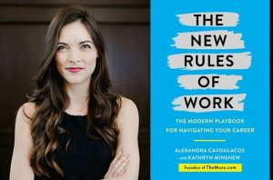 Kathryn Minshew and the New Rules of Work