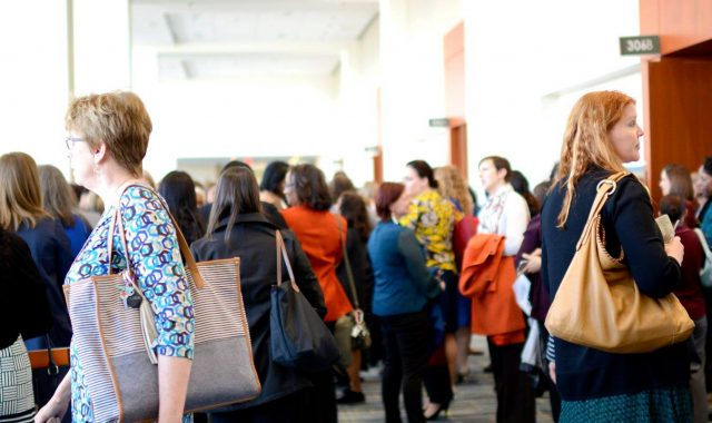 how to navigate networking events