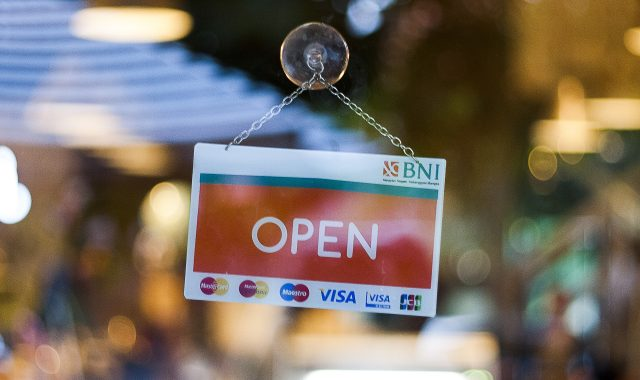 open sign business operations guidance