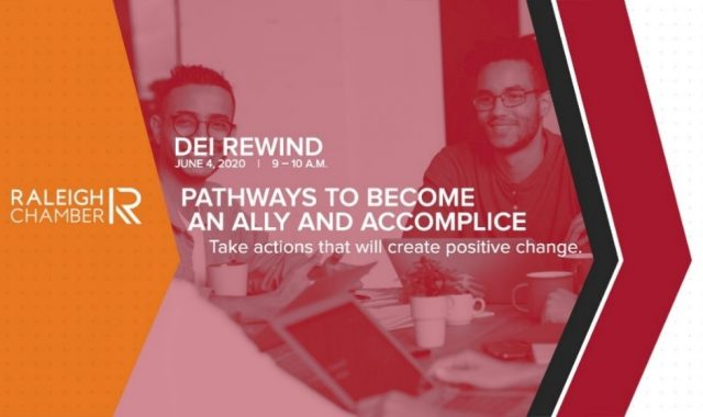 DEI Rewind Pathways to Become an Ally and Accomplice